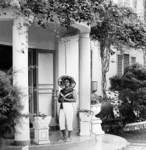 Montego Bay Photograph - Elizabeth Bettye Murphy by Afro Newspaper/gado