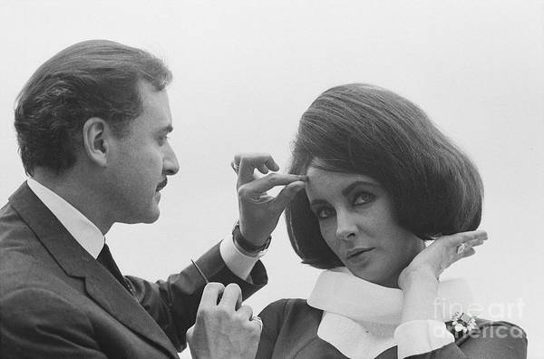 Wall Art - Photograph - Elizabeth Taylor by Cbs Photo Archive