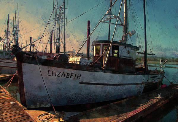Photograph - Elizabeth by Thom Zehrfeld