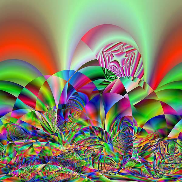 Digital Art - Elizations by Andrew Kotlinski
