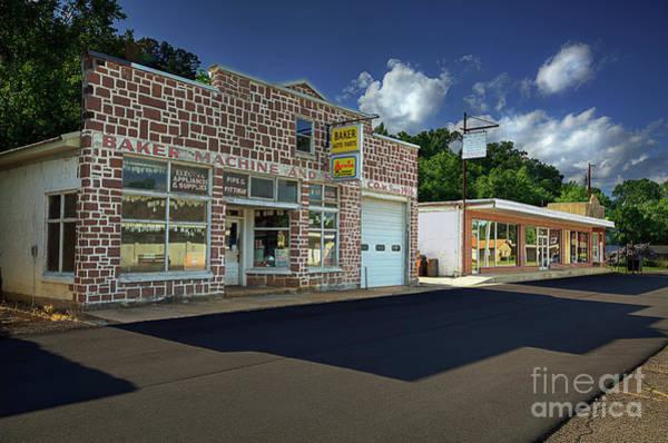 Wall Art - Photograph - Ellington Missouri  by Larry Braun