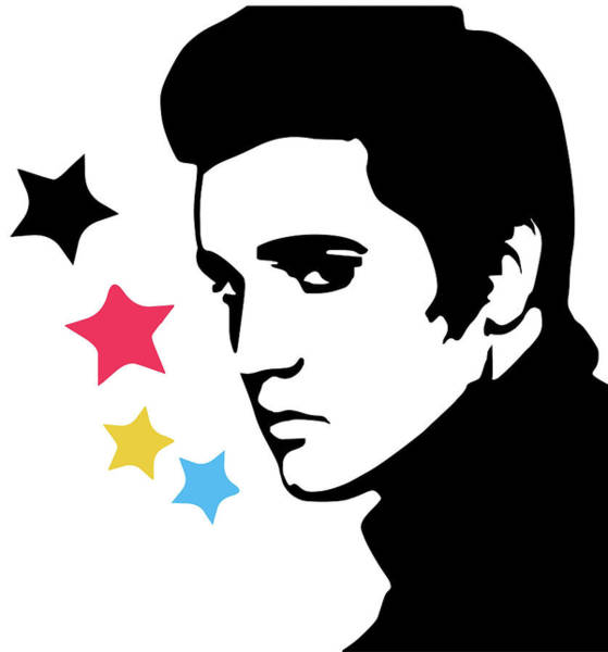 Wall Art - Painting - Elvis Presley 4 by ArtMarketJapan