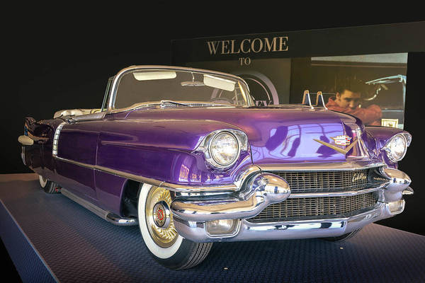 Kings Lynn Wall Art - Photograph - Elvis Presley's 1956 Cadillac by Mary Lynn Giacomini