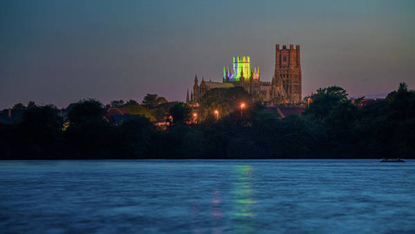 Photograph - Ely Cathedral Pride I by James Billings