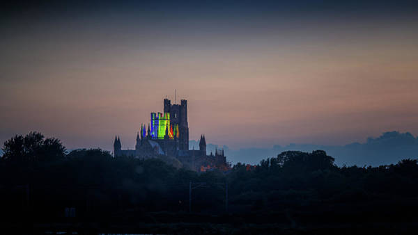 Photograph - Ely Cathedral Pride II by James Billings