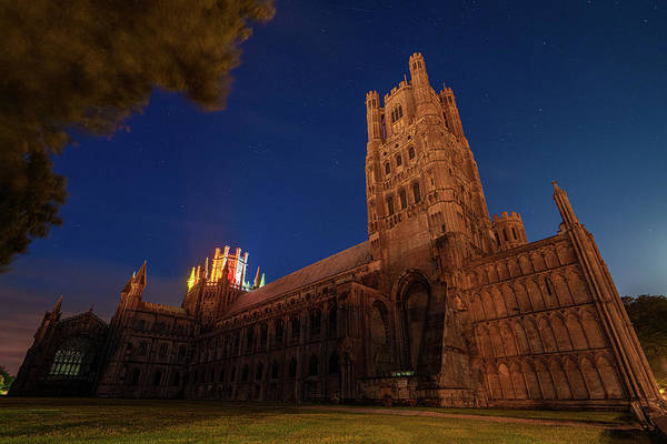 Photograph - Ely Cathedral - Pride Iv by James Billings