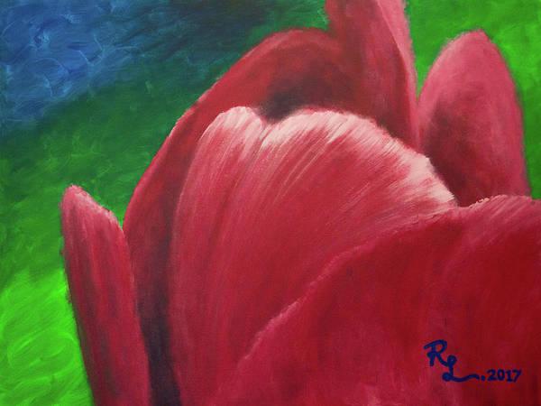 Painting - Emboldened by Renee Logan
