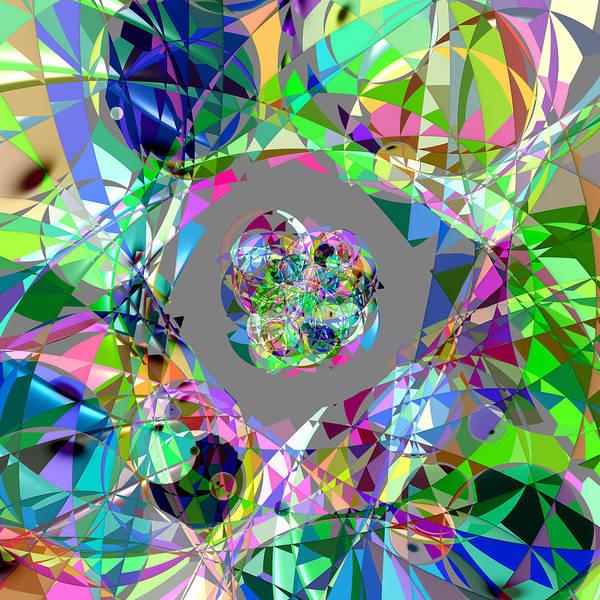 Digital Art - Embolicked by Andrew Kotlinski