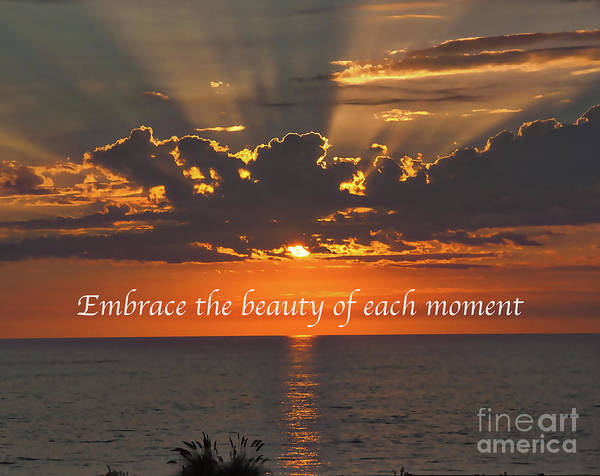 Digital Art - Embrace The Moment by Kirt Tisdale