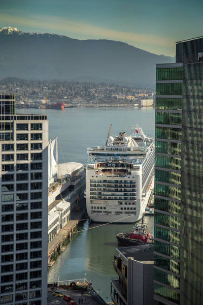 Photograph - Emerald Princess by Ross G Strachan
