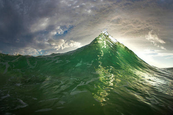 Wall Art - Photograph - Emerald Summit by Sean Davey