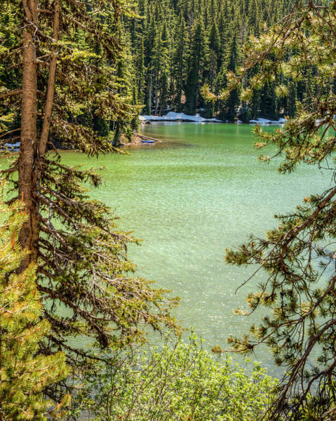 Wall Art - Photograph - Emerald Waters 01031 by Kristina Rinell
