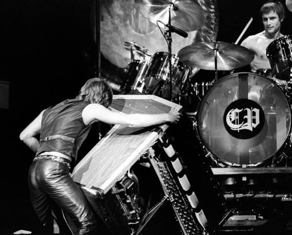 Palmer Lake Photograph - Emerson, Lake And Palmer Live by Ed Perlstein