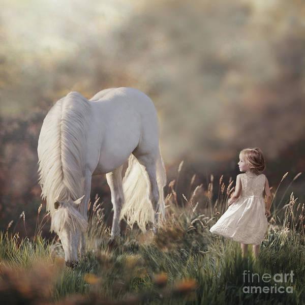 Digital Art - Emily's Dream by Melinda Hughes-Berland