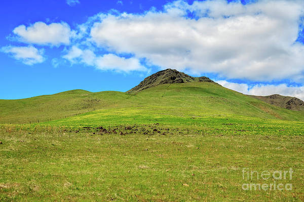 Wall Art - Photograph - Emmett Valley Foothills In The Spring by Robert Bales