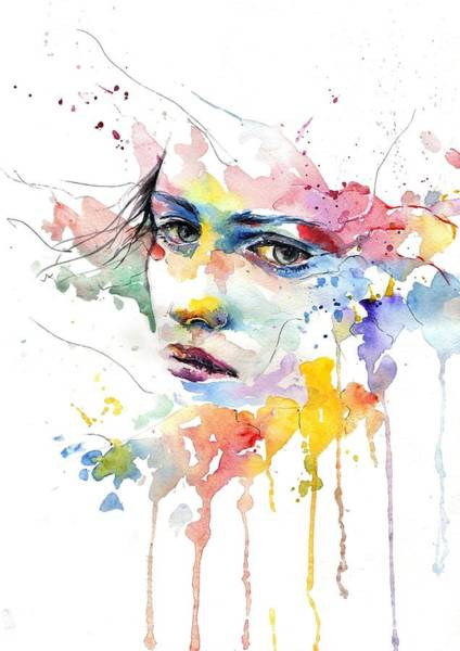 Abstract People Painting - Emotion by ArtMarketJapan