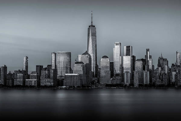 Photograph - Empire Of Steel And Concrete by Simmie Reagor