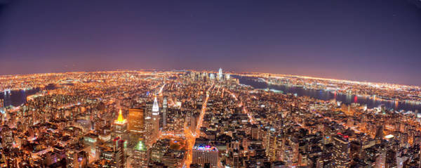 Wall Art - Photograph - Empire State Building 86th Floor by James Dibianco Jr