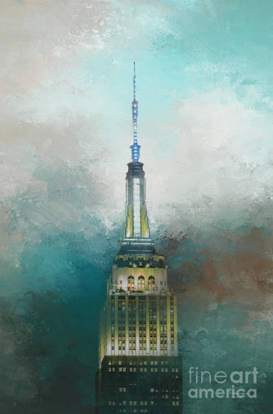 Wall Art - Photograph - Empire State Building by Marvin Spates