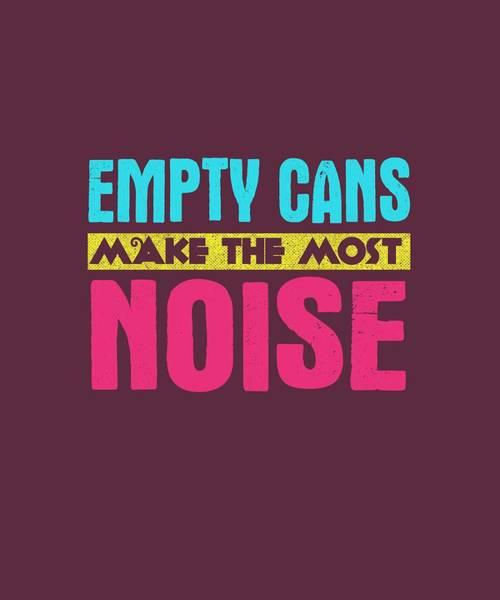 Empty Cans Art Print