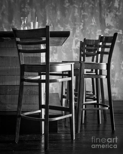 Photograph - Empty Converations by Patrick M Lynch