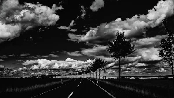 Photograph - En Route by Jorg Becker