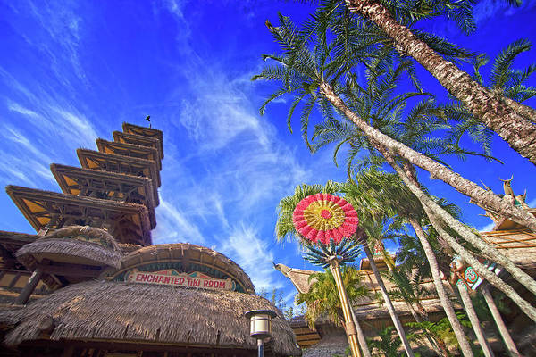 Wall Art - Photograph - Enchanted Tiki Room by Mark Andrew Thomas