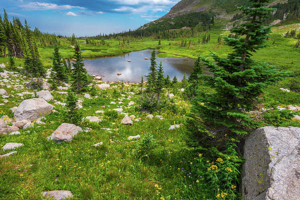 Photograph - Enchanted Valley by Gary Kochel
