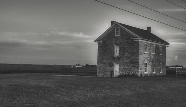 Wall Art - Photograph - End Of The Day In Iowa by Mountain Dreams