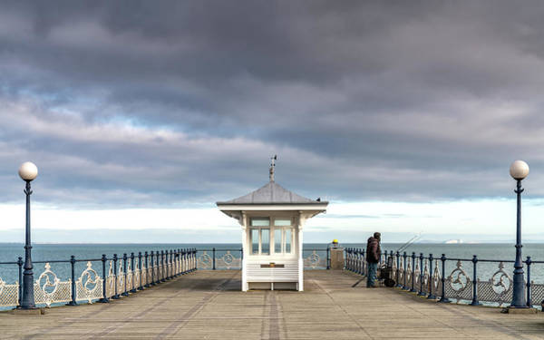 Photograph - End Of The Pier by Framing Places