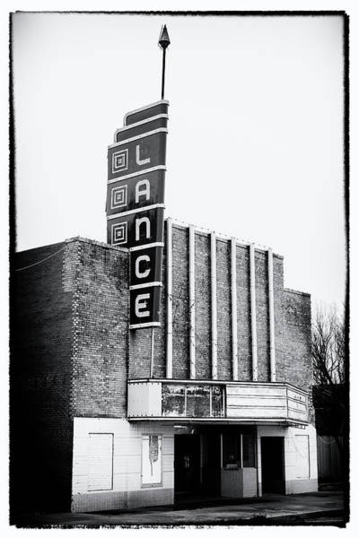 Wall Art - Photograph - End Of The Run - Lance Theater by Stephen Stookey