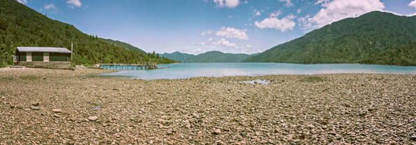 Photograph - Endeavour Inlet New Zealand by Joan Carroll