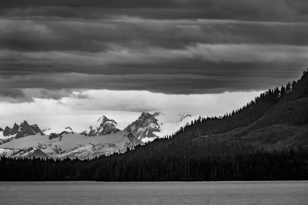 Photograph - Endicott Arm View From Holkham Bay, Ak by Rich Ackerman