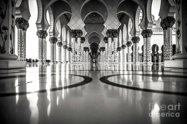 Wall Art - Photograph - Endless by Abdul Monem  Al Jahoori