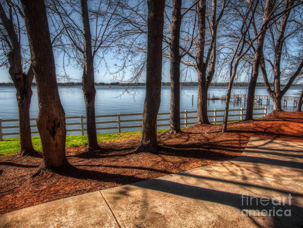 Photograph - Energy Emporium At Lake Norman by Amy Dundon