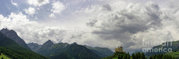 Wall Art - Photograph - Tarasp Panorama by DiFigiano Photography