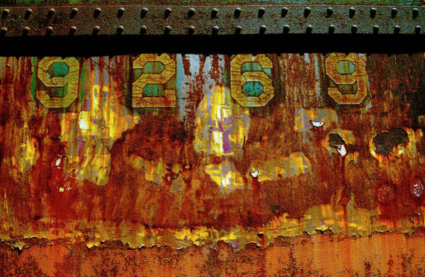 Wall Art - Photograph - Engine 9269 by Paul W Faust - Impressions of Light