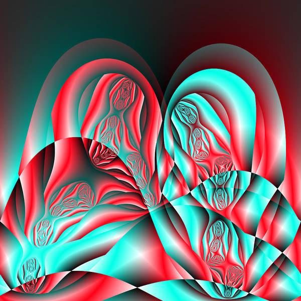 Digital Art - Enhandlots by Andrew Kotlinski