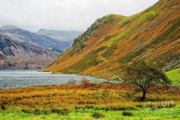 Photograph - Ennerdale Water English Lake District by Martyn Arnold