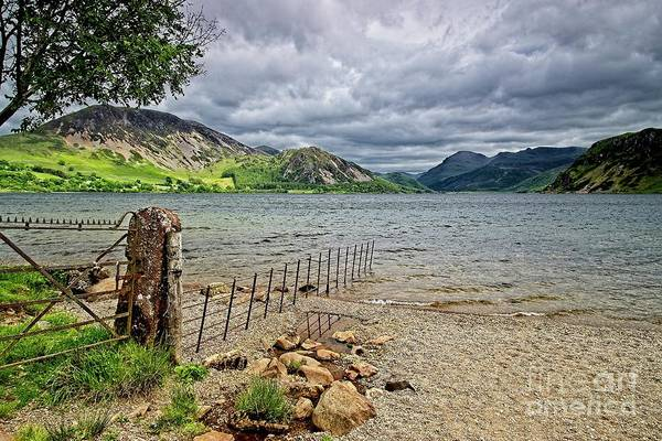 Photograph - Ennerdale Water, Lake District by Martyn Arnold