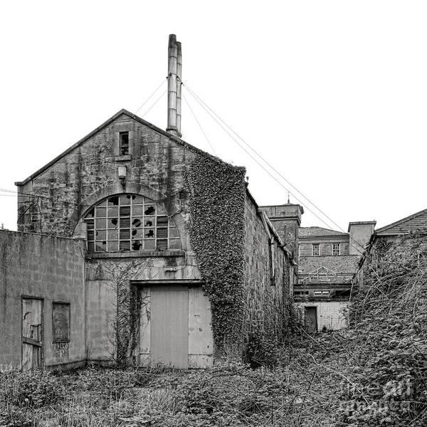 Wall Art - Photograph - Ennis District Lunatic Asylum by Olivier Le Queinec
