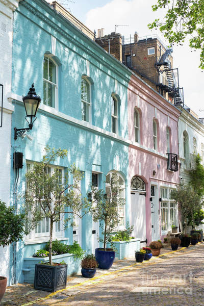 Photograph - Ennismore Gardens Mews by Tim Gainey