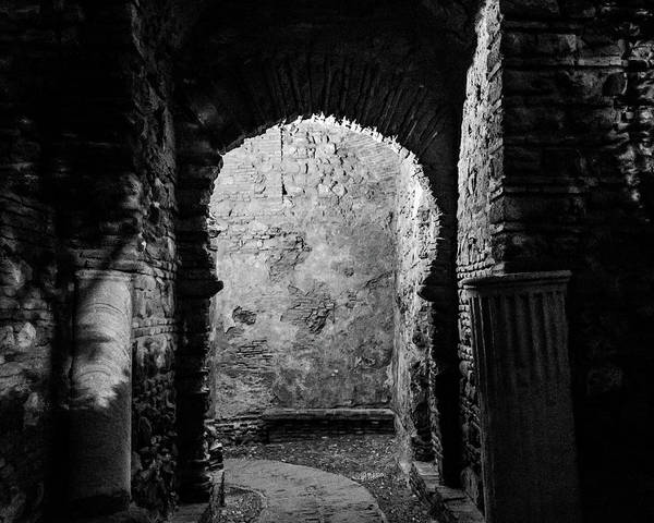 Photograph - Entrance by Borja Robles