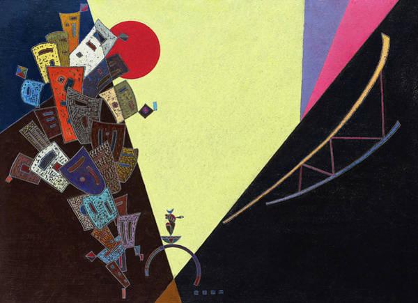Wall Art - Painting - Epanouissement, 1943 by Wassily Kandinsky