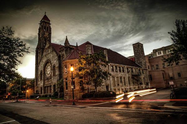 Photograph - Epworth United Methodist Church by Pete Federico
