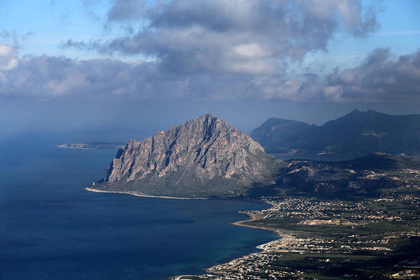 Photograph - Erice 4 by Andrew Fare