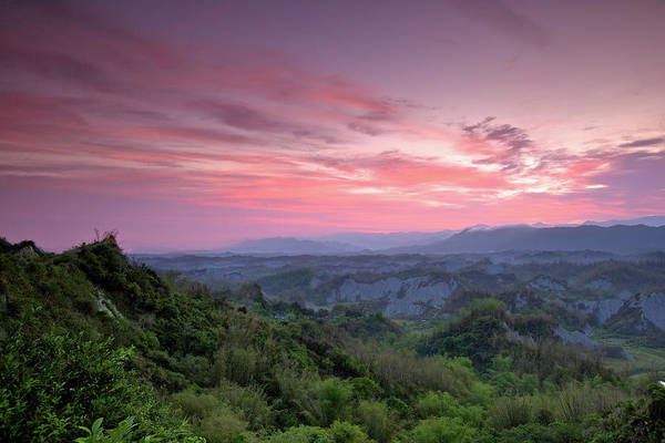 Dawn Photograph - Erliao In Pink by Sunrise@dawn Photography