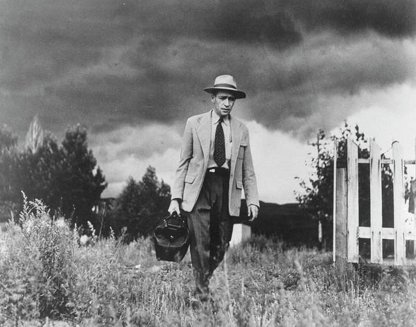 Small Town Photograph - Ernest Ceriani by W. Eugene Smith