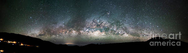Photograph - Eruption Of Stars by Mark Jackson