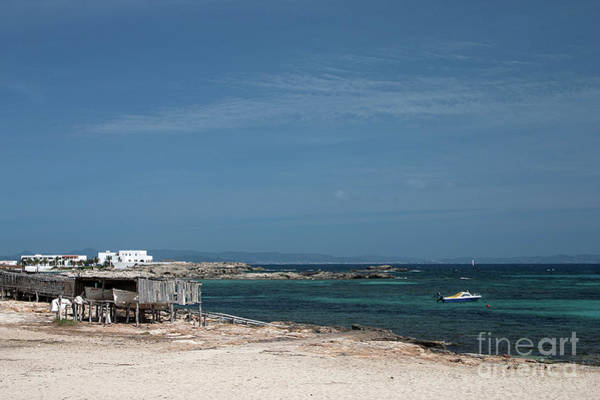 Baleares Photograph - Es Pujols Beach, Formentera by John Edwards